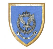 Army Air Corps Wall Plaque
